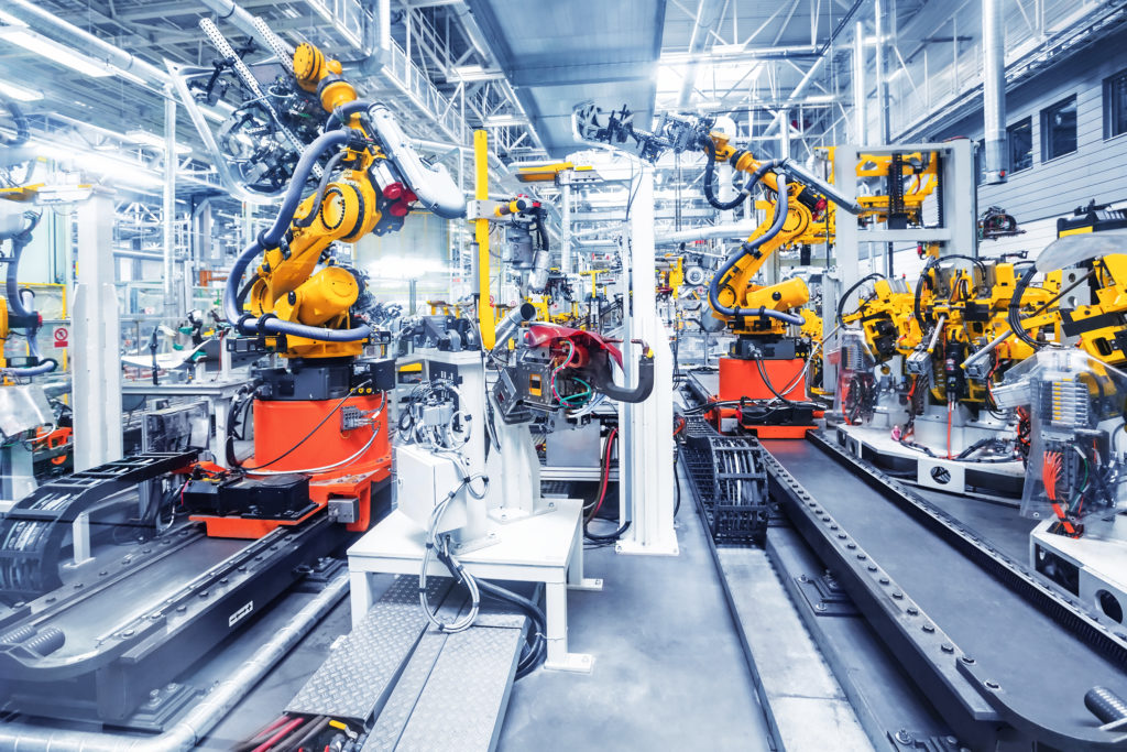 IoT and manufacturing: more than streamlining the factory process -  Information Age