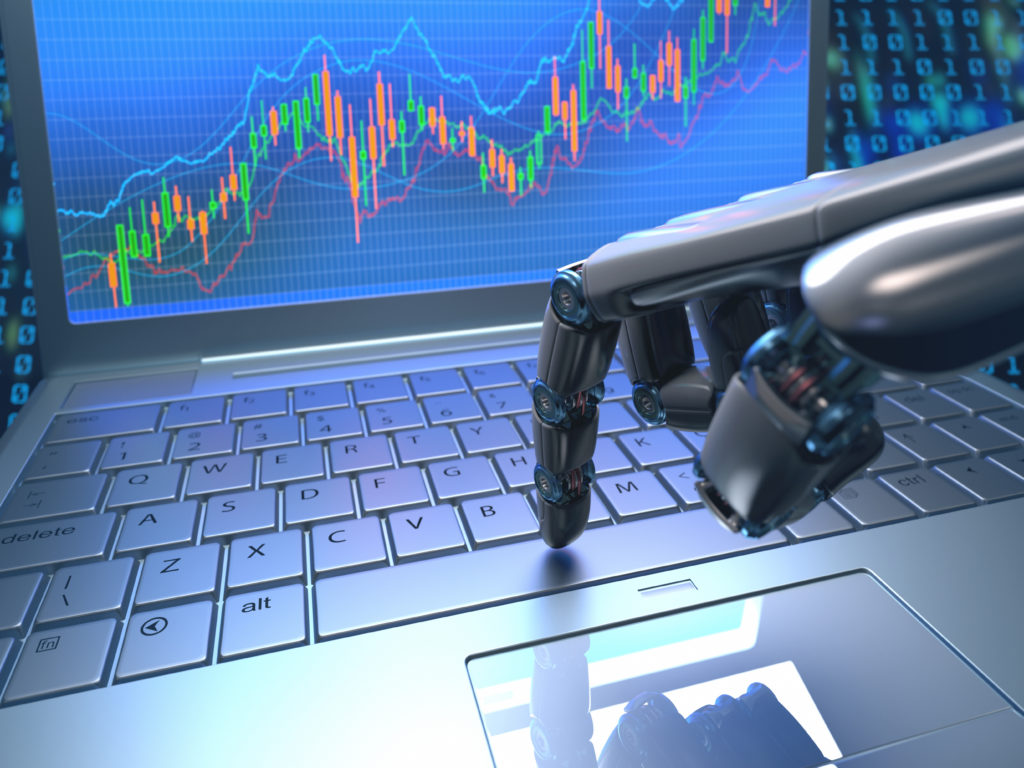 Robo-advisory in banking: do you trust a robot's financial advice? image