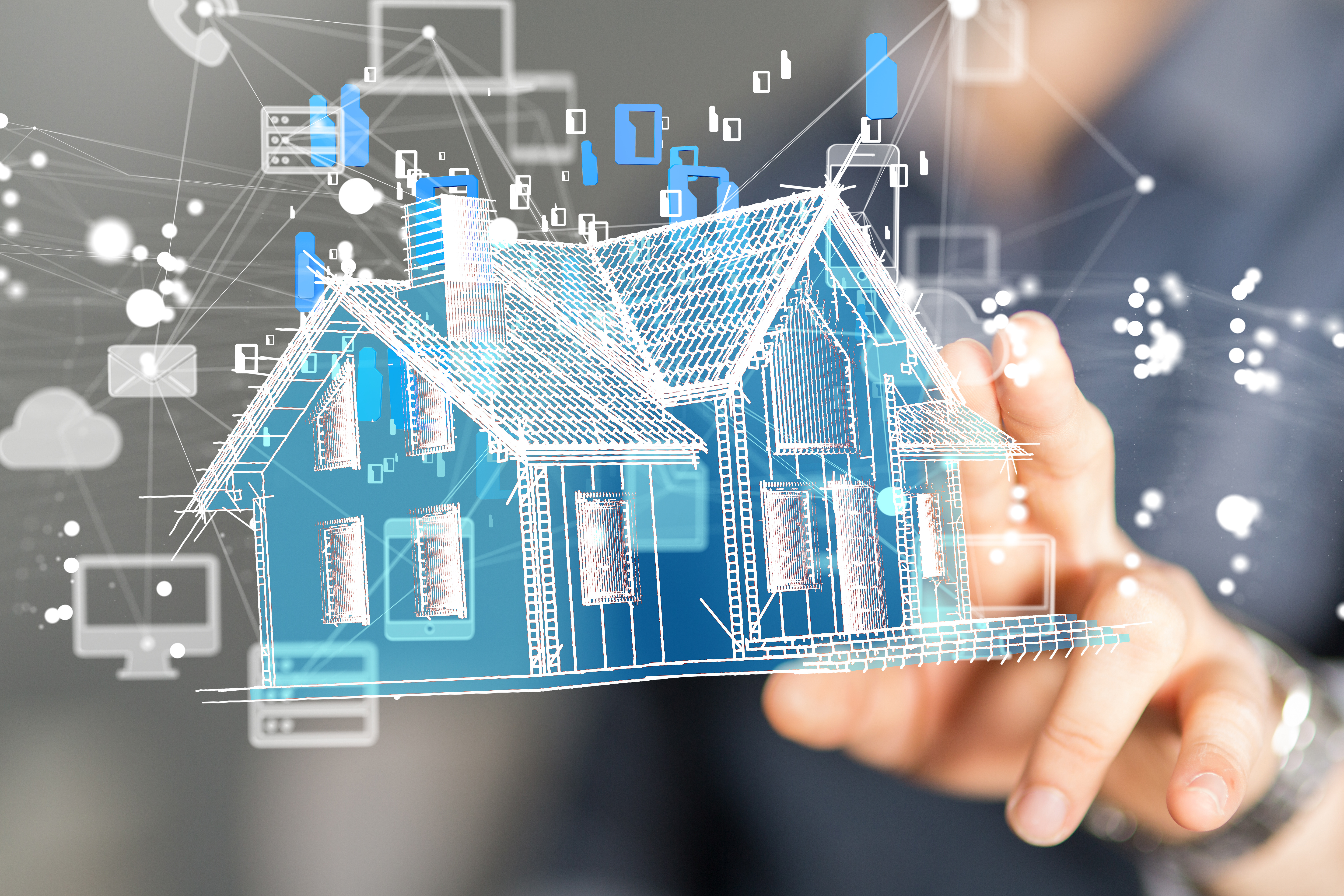 Smart Home Technology At A Tipping Point In The Uk Information Age