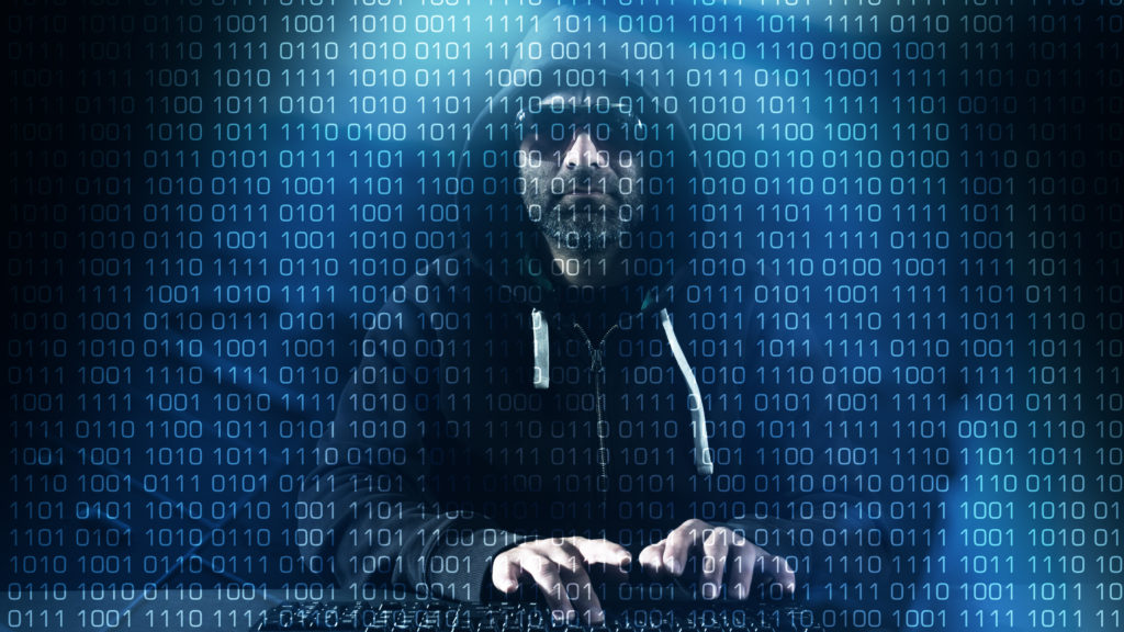 Cybercrime is on the increase image