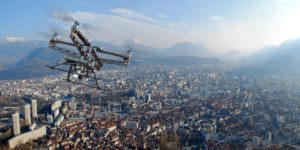 Are drones set to become the biggest threat to national security?