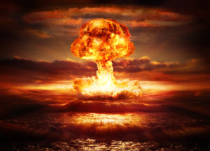 Poor cyber defence could lead to 'nuclear war'