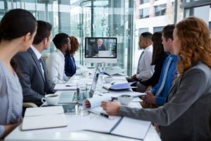 Top 10 tips for effective video conferencing