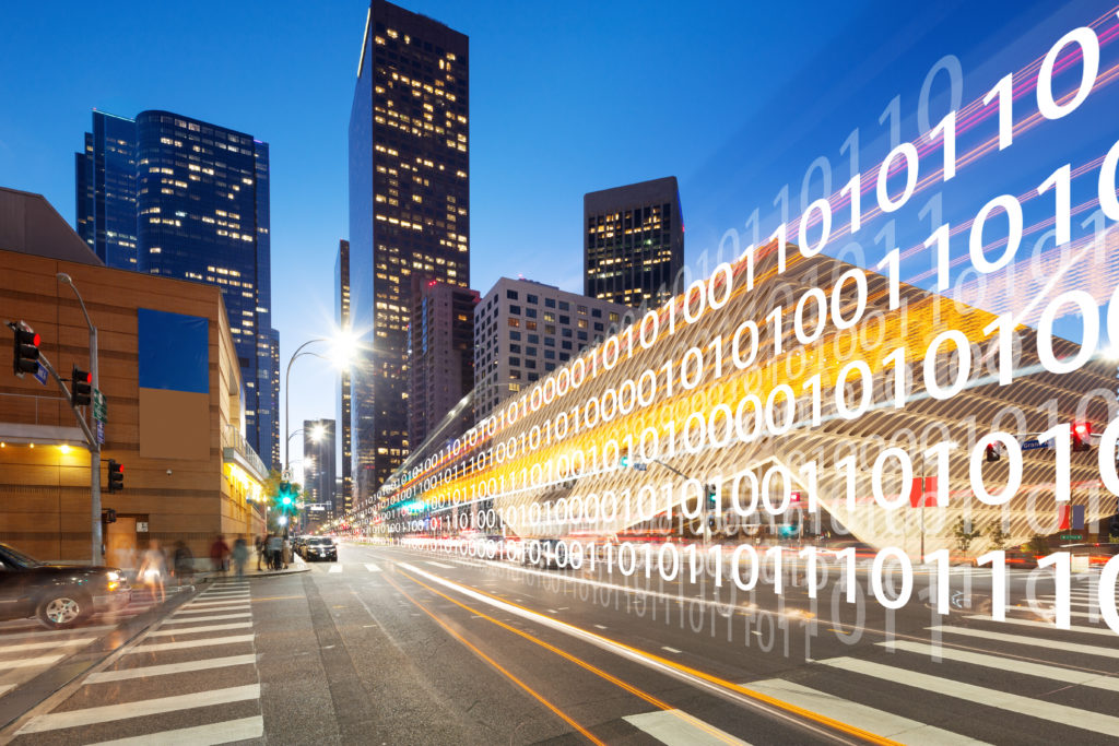 What will the smart city of the future look like