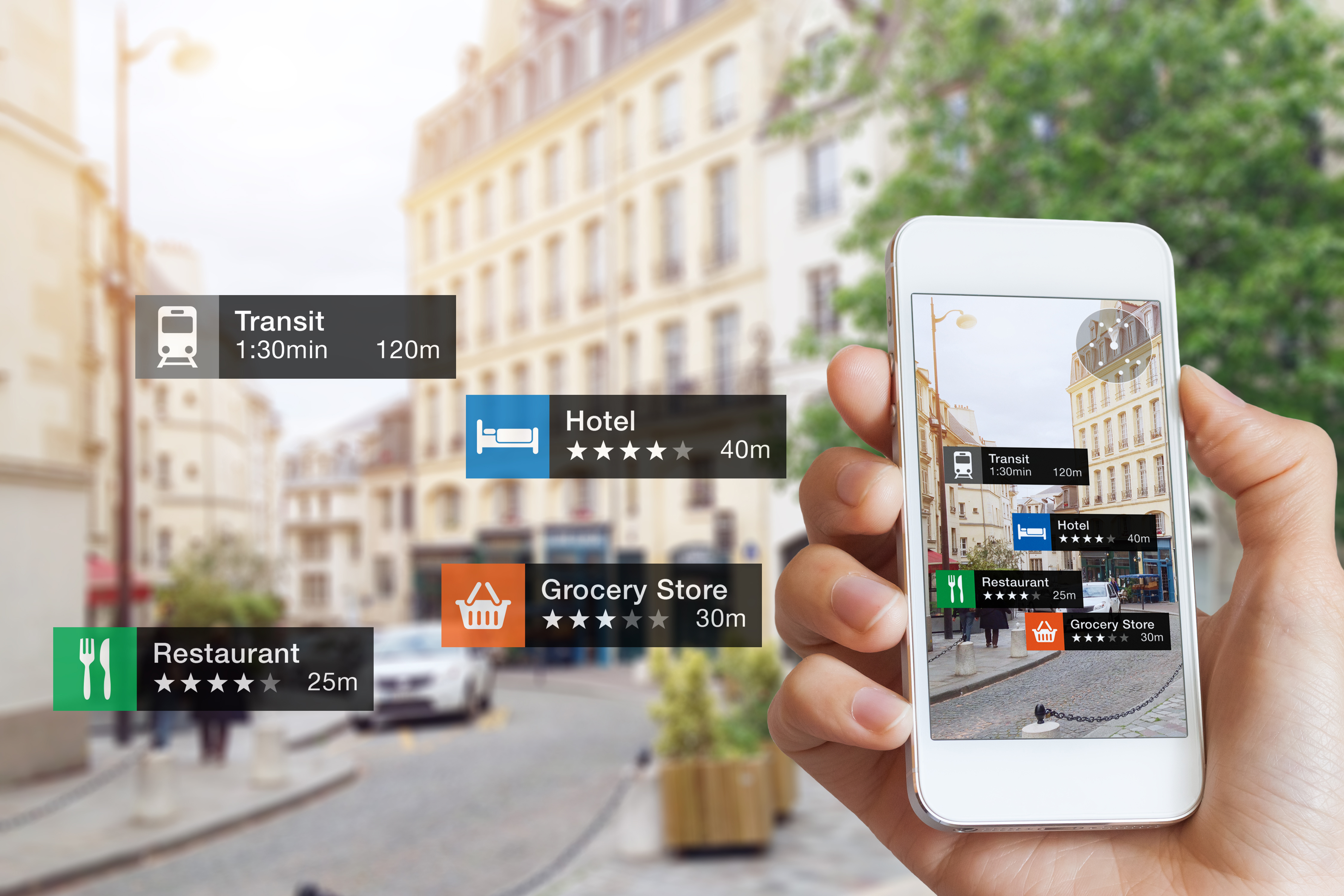 How augmented reality is revolutionising the way people shop