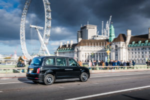 World's most advanced electric taxi is hitting London's roads