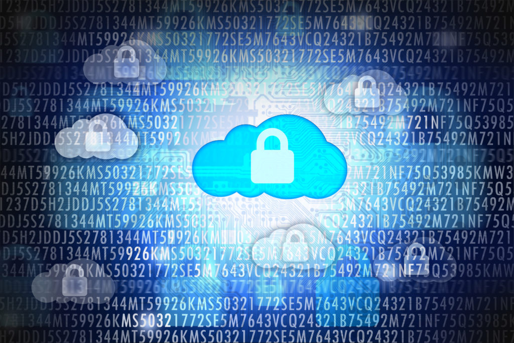 Cyber security in the cloud image