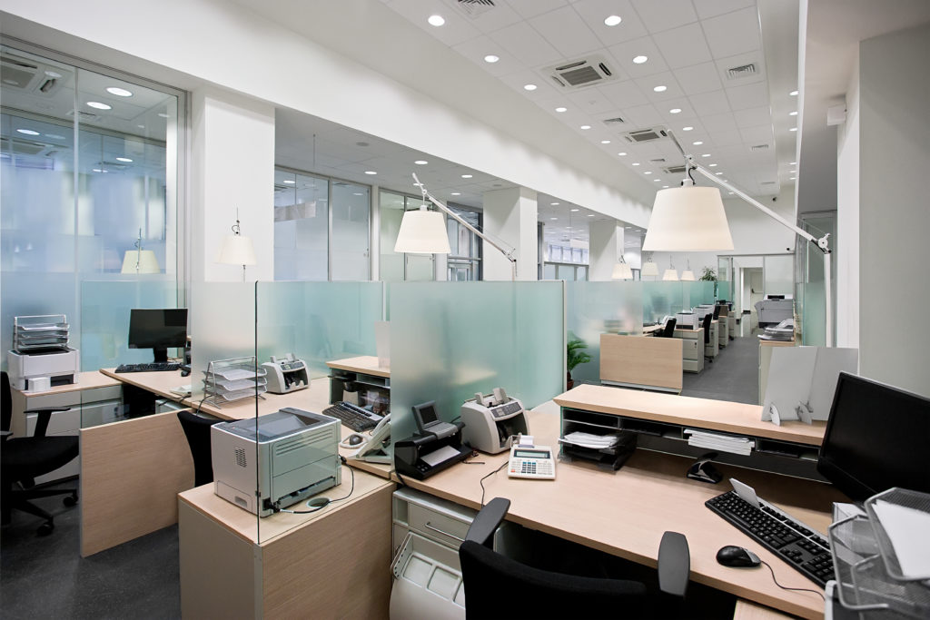 The death of the disjointed office via technology image