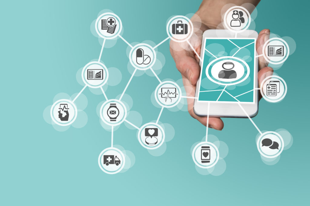 How can mobile technology improve the future of healthcare?