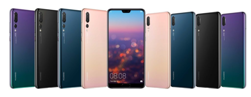Is Huawei challenging Apple and Samsung in the smartphone