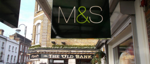 Microsoft and M&S launch strategic partnership