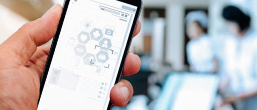 Transforming mobile working in healthcare