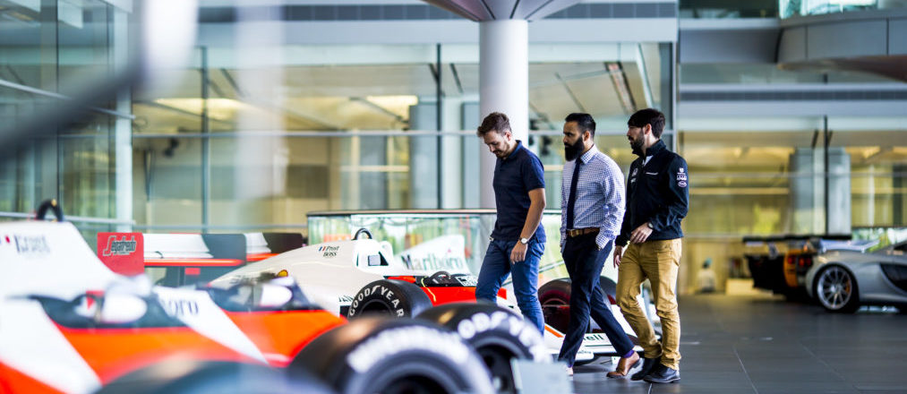 McLaren: Digital transformation on and off the track image