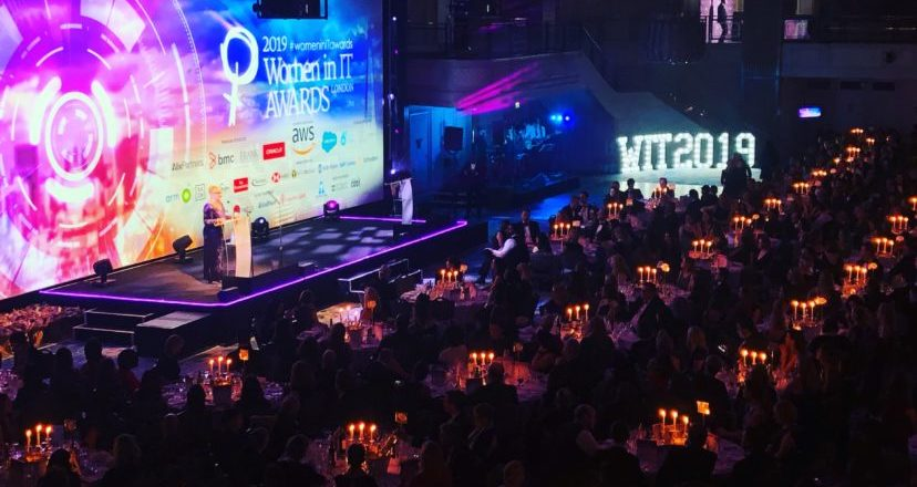 The winners of the Women in IT Awards 2019 UK are revealed!