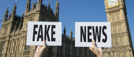 UK government takes on fake news and brands Facebook 'digital gangsters'