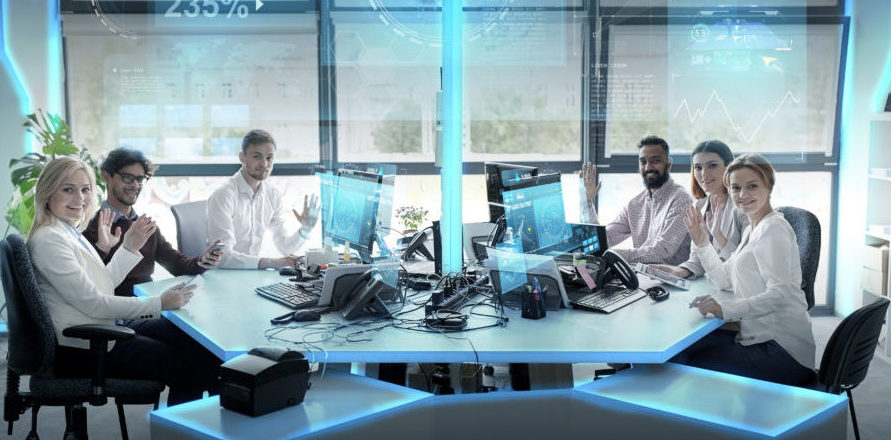 The digital colleague is here… say hello to your new co-worker image