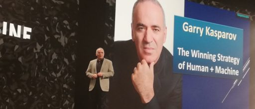Kasparov and AI: the gulf between perception and reality