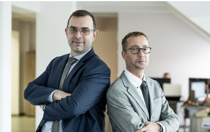"""TenderHut CEO, Robert Strzelecki (left) intends to continue in scaling the polish IT giant: """"Our growth rate shows that our development strategy is the right one. We have bold expansionary plans to develop dynamically and we are constantly exploring new markets for expansion, notably G20 countries and especially those located in the Far East."""""""