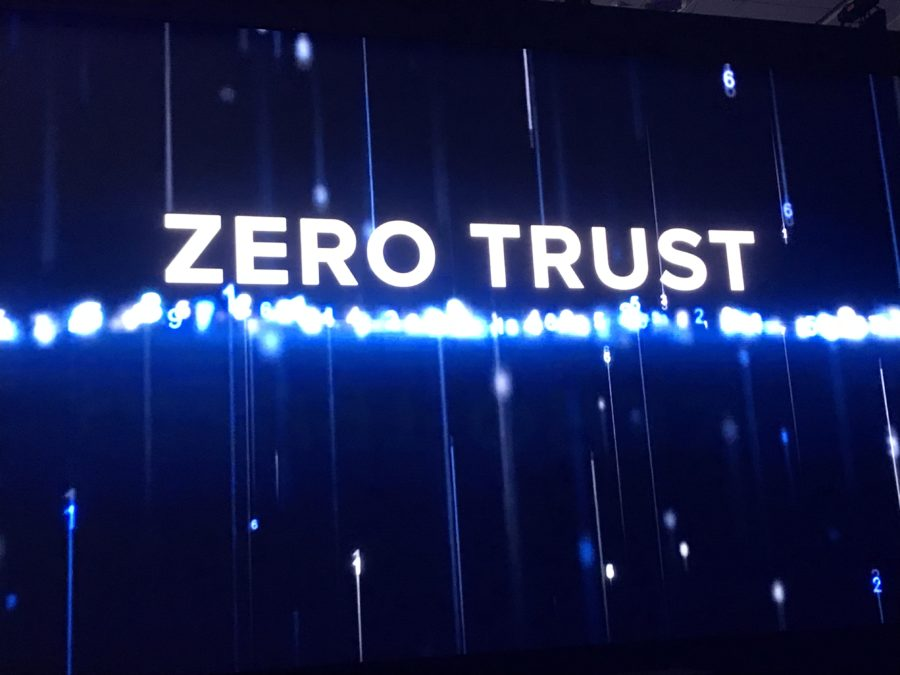 'Perhaps the drive to zero trust is being led from the management layers in IT, rather than the boardroom,' said the report.