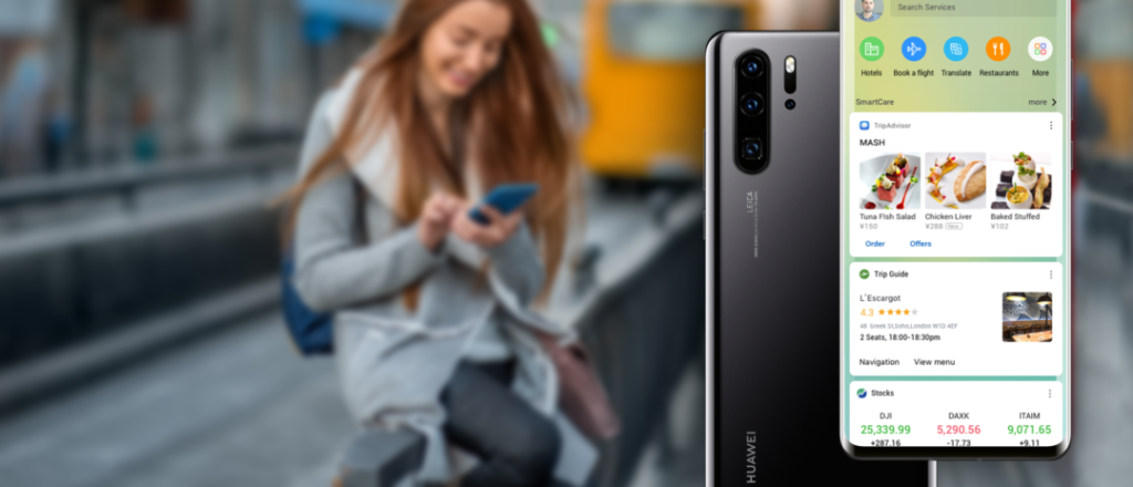 The HUAWEI AppGallery: supporting innovation