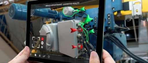 Augmented reality: the new business tool driving industry 4.0