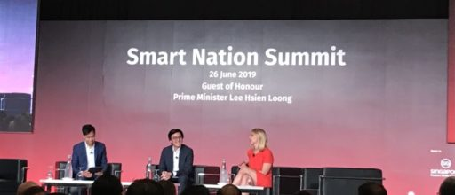 Digital transformation across sectors: driven by consumer demands — Smart Nation Summit