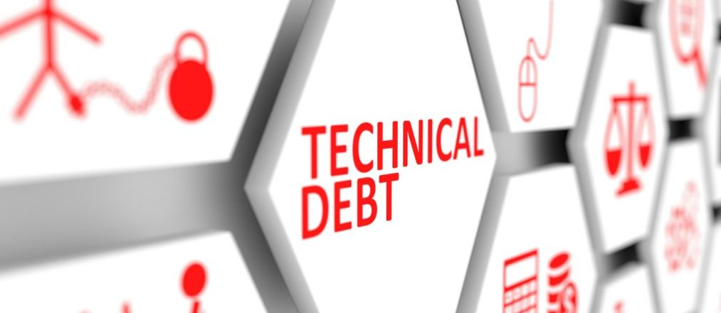 Learning to love technical debt