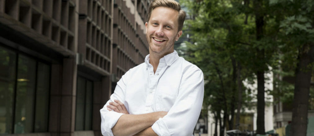 Tech disruptors, Tom Blomfield, founder of Monzo Bank: his story image
