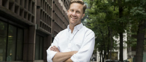 Tech disruptors, Tom Blomfield, founder of Monzo Bank: his story