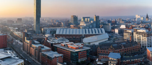 From fashion to Fintech — how Manchester's leading the way in digital tech