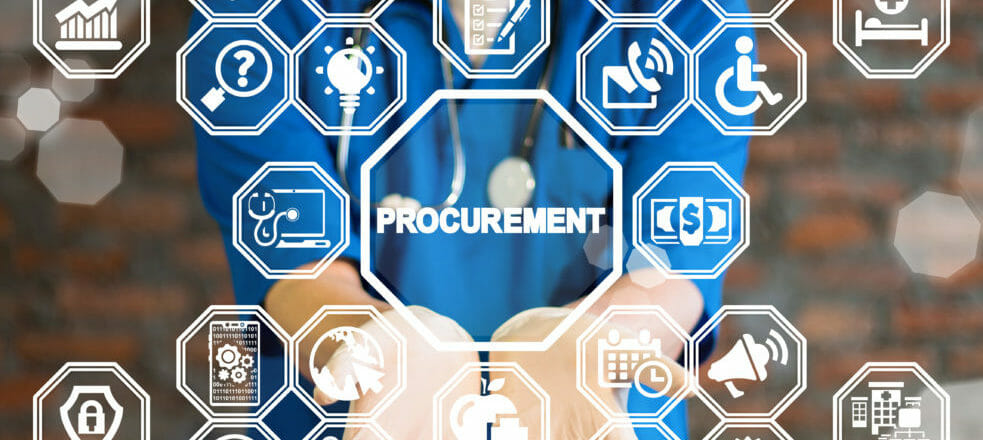 The practical application of blockchain in procurement image