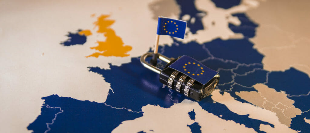Brexit and the GDPR: the impact on data transfers and data protection image