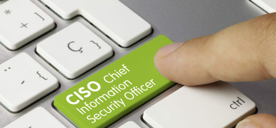 The compromising position facing UK CISOs image