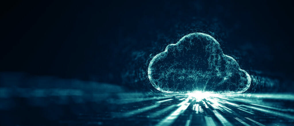 Cloud storage solutions gaining momentum through disruption image