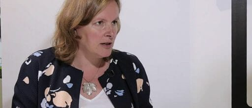 Lloyd's of London's former CDO discusses her role in insurance
