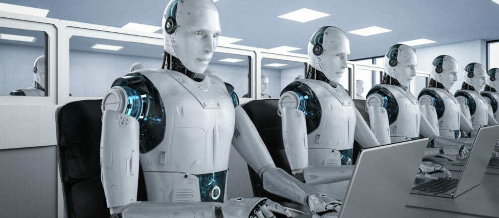 62% say robots can be more productive than human workers —V1 study