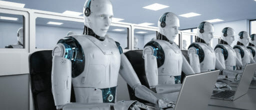 62% say robots can be more productive than human workers — V1 study