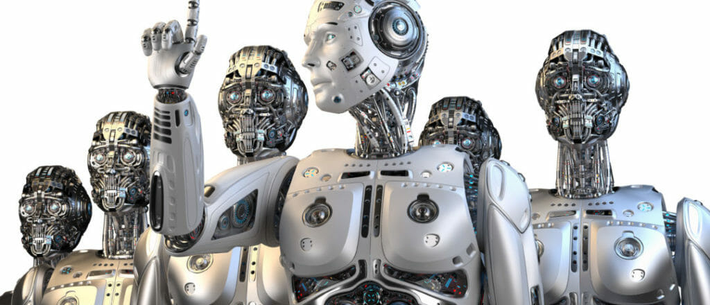 Adversarial artificial intelligence: winning the cyber security battle image