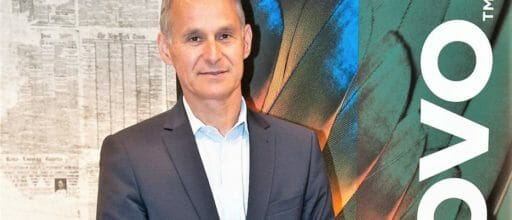 Lenovo's president EMEA discusses the company's 2020 business strategy