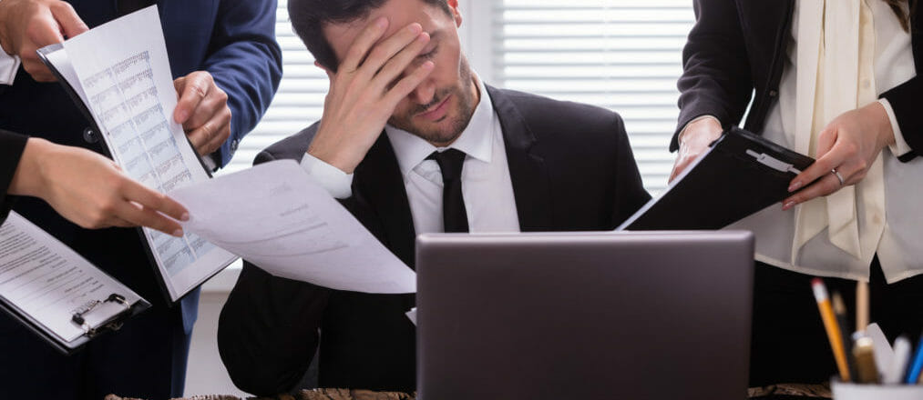 Is your CISO stressed? According to Nominet, they are image