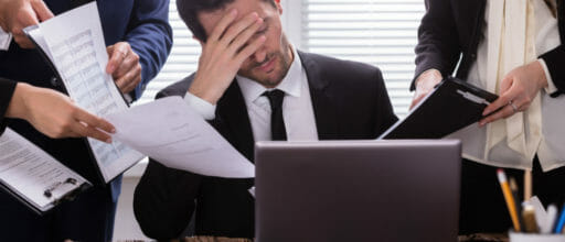 Is your CISO stressed? According to Nominet, they are