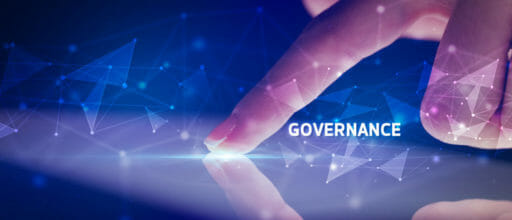 Building a data governance model and the challenge of harnessing data