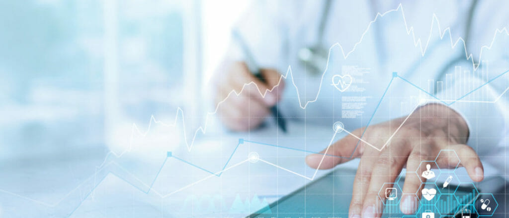 The rise of big tech monetising healthcare data image