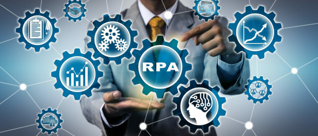 Navigating the compliance minefield with robotic process automation image