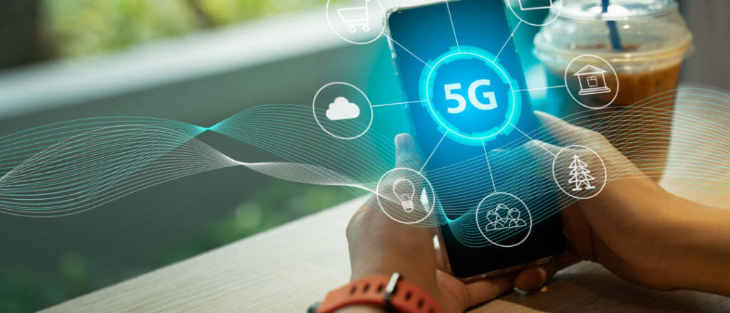 How can businesses ensure ROI from 5G services? image
