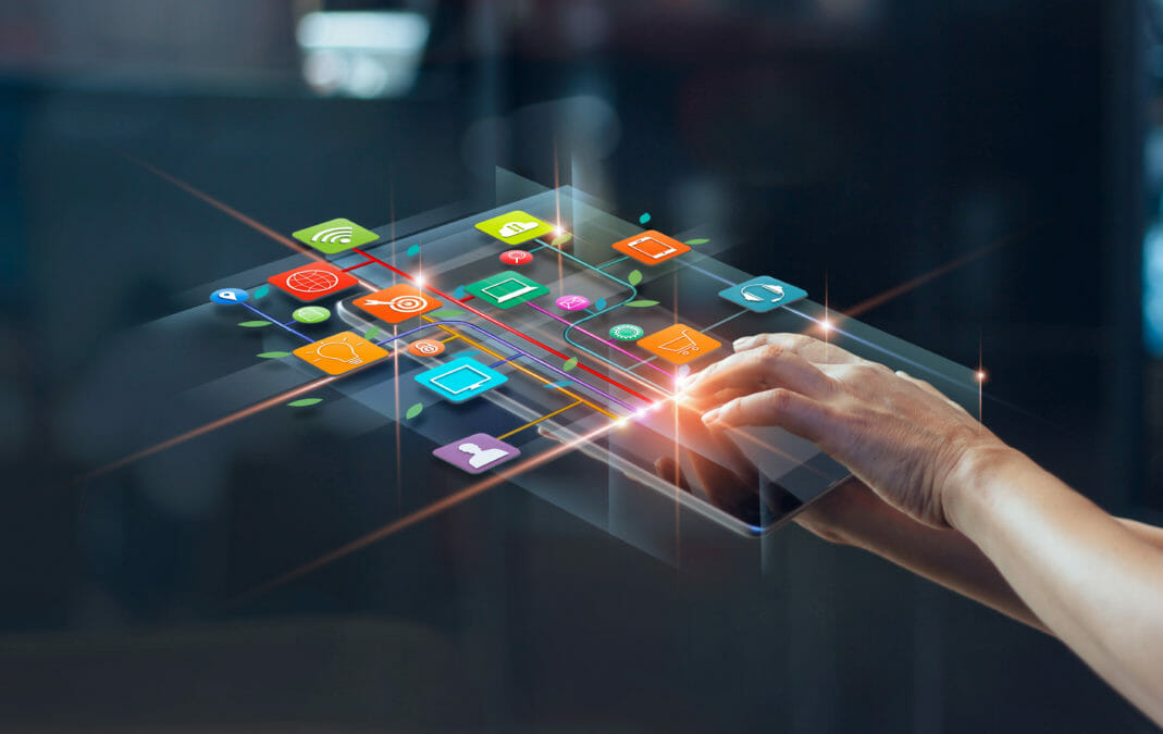 The New Digital Transformation in Retail Technology?