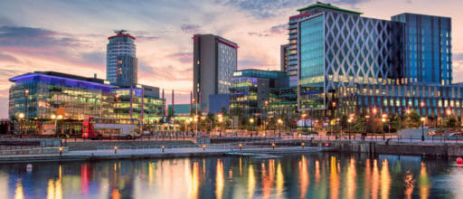 Manchester set to be next UK tech hub as IT workers look beyond London