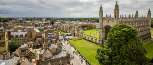 As tech investment soars, is Cambridge the UK's new Silicon Valley?