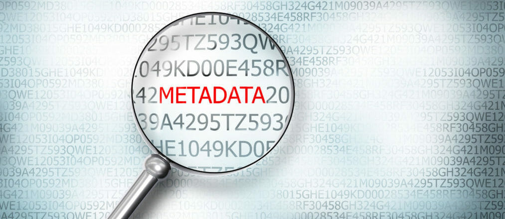 Why metadata is crucial in implementing a solid data strategy image