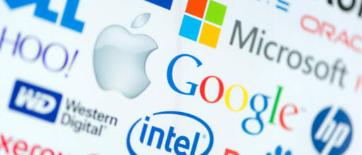 Apple, Microsoft and Google ranked most valuable technology brands